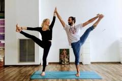 yoga di coppia 5