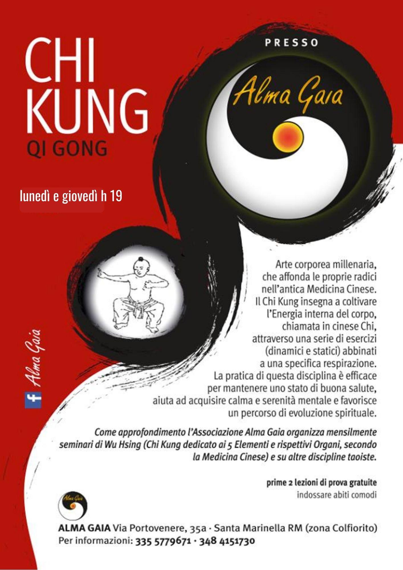 CHI KUNG (QIGONG)