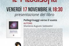 locandina libreria 17 novembre