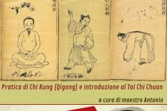 CHI KUNG (QIGONG) 25 LUGLIO